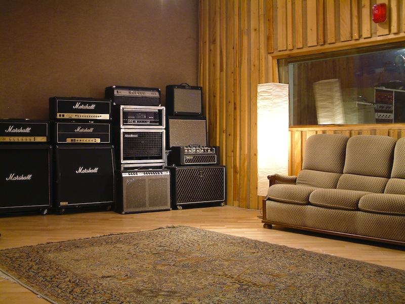 Studio E - 002 - back line et canapé